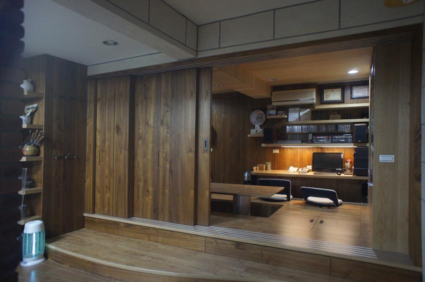 麒雅室内设计工作室 都市里的画室